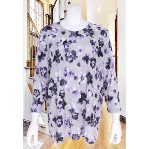 CANAC(キャナック)/Tシャツ/パープル/CA5517301|mitsuki-web