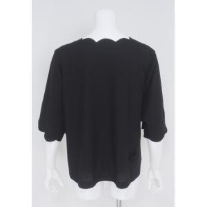 Perimurmur(ピアリマーマ)/Tシャツ/黒/KG1972|mitsuki-web|02
