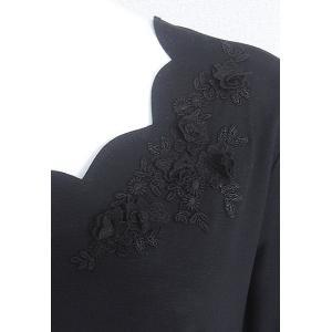 Perimurmur(ピアリマーマ)/Tシャツ/黒/KG1972|mitsuki-web|04