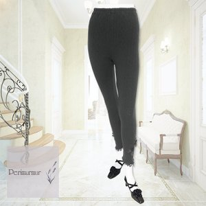 Perimurmur(ピアリマーマ)/レギンス/黒/KJ1231|mitsuki-web