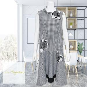 LeSentier(ルセンティエ)/ジャンパースカート/黒/LS0020321|mitsuki-web
