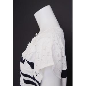 LeSentier(ルセンティエ)/Tシャツ/紺/LS7030205|mitsuki-web|06