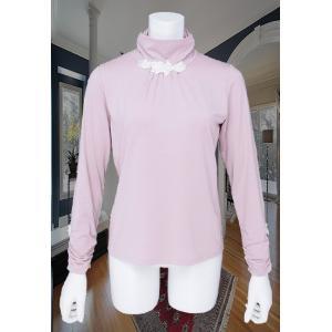 LeSentier(ルセンティエ)/Tシャツ/ピンク/LS7050206|mitsuki-web