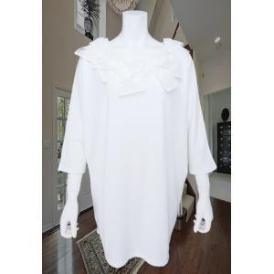 LeSentier(ルセンティエ)/Tシャツ/オフ/LS7060207|mitsuki-web