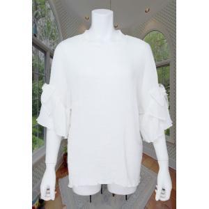 LeSentier(ルセンティエ)/Tシャツ/オフ/LS7070209|mitsuki-web