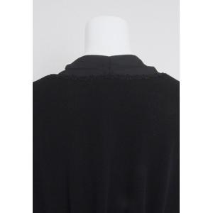LeSentier(ルセンティエ)/ベスト/黒/LS8090997|mitsuki-web|06