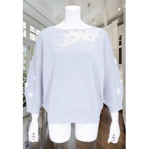 LeSentier(ルセンティエ)/Tシャツ/グレー/LS9040237|mitsuki-web