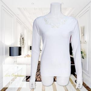 LeSentier(ルセンティエ)/Tシャツ/オフ/LS9090241|mitsuki-web