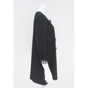 PrinciPessa(プリンチペッサ)/ビッグTシャツ/黒/PP011204|mitsuki-web|02