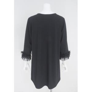 PrinciPessa(プリンチペッサ)/ビッグTシャツ/黒/PP011204|mitsuki-web|03