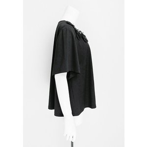 PrinciPessa(プリンチペッサ)/ビッグTシャツ/黒/PP11165|mitsuki-web|02