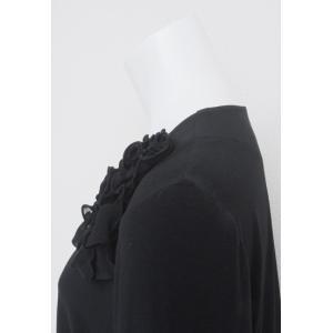 PrinciPessa(プリンチペッサ)/カーディガン/黒/PP12159|mitsuki-web|06