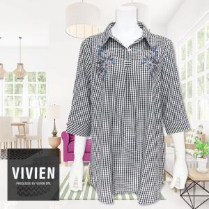 VIVIEN(ヴィヴィアン)/ブラウス/黒/V8802892 mitsuki-web