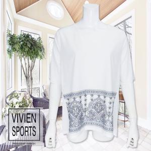 VIVIEN SPORTS(ヴィヴィアンスポーツ)/プルオーバー/オフ/V8992334|mitsuki-web
