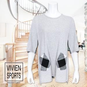 VIVIEN SPORTS(ヴィヴィアンスポーツ)/プルオーバー/グレー/V8992338|mitsuki-web