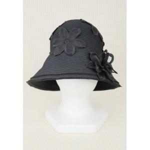 ZELU(ゼル)/帽子/黒/Z17296042 mitsuki-web 02