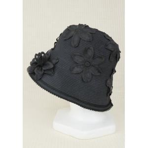 ZELU(ゼル)/帽子/黒/Z17296042 mitsuki-web 03