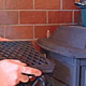 ウォーミングシェルフ アクレイム用 クラシックブラック ≪暖炉・薪ストーブのお店≫ mitsuyoshi