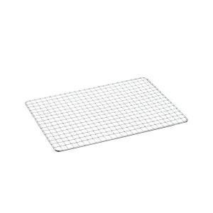 定番グリルの替え網  ●サイズ:約22.5×34.5cm ●重量:約200g ●材質:スチール ●対...