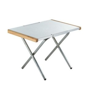 ユニフレーム 焚き火テーブル( UNIFLAME 焚火テーブル )  熱・キズ・汚れに強い、ステンレ...