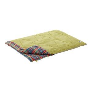 LOGOS ロゴス ミニバンぴったり丸洗い寝袋チェッカー・2  72600740