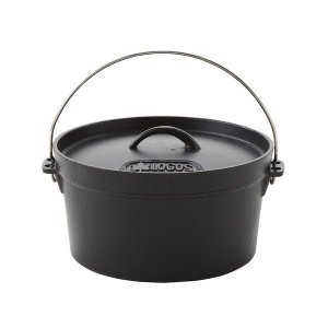 LOGOS ロゴス SLダッチオーブン10inch・ディープ(バッグ付)  81062229|mitsuyoshi