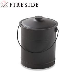 アッシュコンテナ(小) (灰取りバケツ) AM2525 薪ストーブ 関連商品