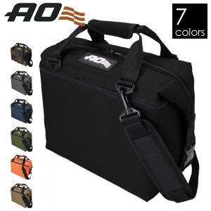 AOクーラーズ 12パック キャンバス ソフトクーラー (11.35L)  AO12 キャンプ用品