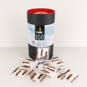 キャッシュレスポイント還元 ファイヤースターター 100個入り [ BC8888 ] 着火剤 着火 着火材 点火