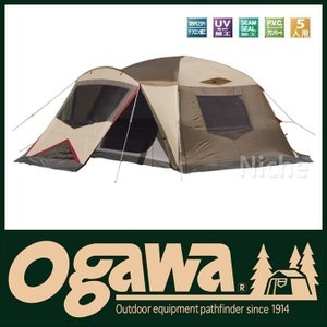 OGAWA CAMPAL オガワ ドームテント リサービア3  2735 mitsuyoshi