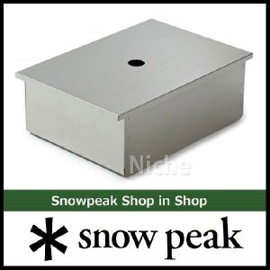 snow peak スノーピーク ステンボックス 1ユニット  CK-050