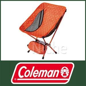 Coleman コールマン リーフィーチェア (クリスタルオレンジ)  2000026740|mitsuyoshi
