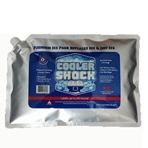 医療用に開発された技術を応用した保冷剤  COOLER SHOCKは医療分野である血液輸送のために ...