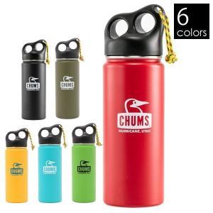 チャムス キャンパーステンレスボトル 550  CH62-1391 キャンプ用品|ニッチ・リッチ・キャッチ