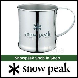 snow peak スノーピーク ステンレスマグカップ  E-010R