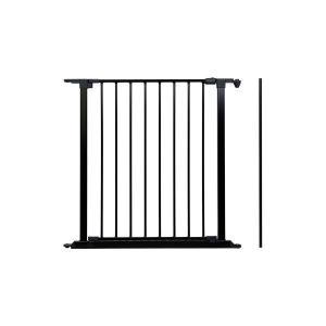 キャッシュレスポイント還元 ベビーダン ( BabyDan ) ゲートセクション ドアパネル ( ブラック ) ハースゲートL・XL・XXL 専用 ハースゲート用追加パネル|mitsuyoshi