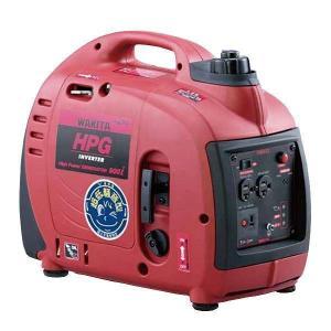 ワキタ インバーター発電機 HPG900i 900VA|mitsuyoshi