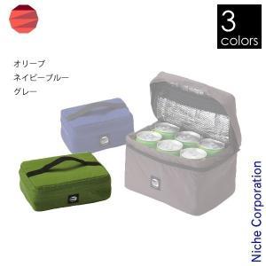 Compact Cooler Bag(S)  Sサイズには350ml缶を3本、500mlのペットボト...