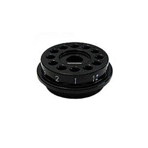 アラジンストーブ 用 部品 クラッチハンドル(黒)|ニッチ・リッチ・キャッチ