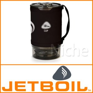 ジェットボイル ( JETBOIL ) スペアカップ 1.8L (カーボン)  1824386-CARB|mitsuyoshi