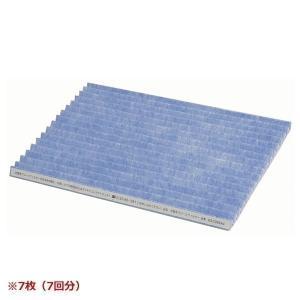 ダイキン DAIKIN 空気清浄機用 交換用プリーツフィルター KAC972A4-DAIKIN(7枚入り)