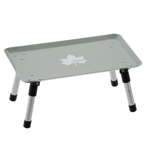 ロゴス テーブル スタックカラータフテーブル ( ヴィンテージブルー ) アウトドア 机 キャンプ