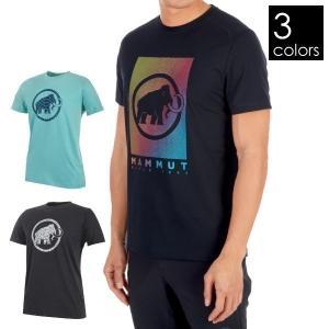 マムート Tシャツ トラバット Tシャツ メンズ トップス ウェア アウトドア|mitsuyoshi