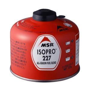 MSR イソプロ 227 36928 アウトドア ガス OD缶 キャンプ