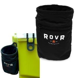 ROVRロゴ入りのクーラーボックスにつり下げる事が出来る小型バッグ(ポーチ)です。  ■仕様 【RO...