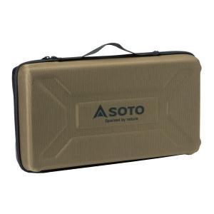 ソト SOTO バーナー GRID ハードケース ST-5261 アウトドア 2バーナー mitsuyoshi