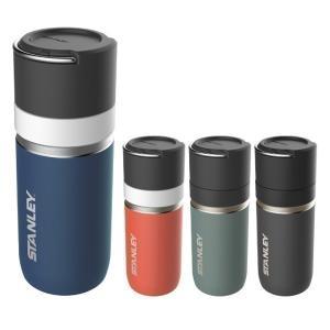 スタンレー ゴーシリーズ セラミバック 真空ボトル 0.47L  03107 アウトドア用品|ニッチ・リッチ・キャッチ