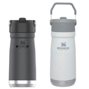 スタンレー アイスフローフリップストロー真空ウォーターボトル0.5L 09991 ボトル 保冷 水筒|ニッチ・リッチ・キャッチ