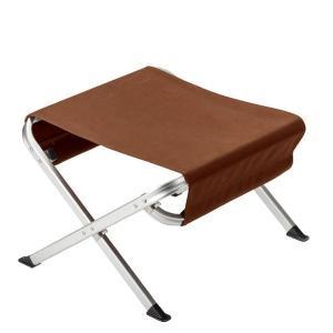 スノーピーク チェア ローチェアオットマン ブラウン LV-103BR アウトドア 椅子 足置き|mitsuyoshi