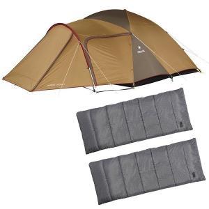 スノーピーク テント アメニティドームL & エントリーパックSS セット シュラフ キャンプ用品|mitsuyoshi